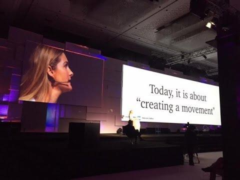 KINVARA BALFOUR 'How To Build a Cool Brand' speech