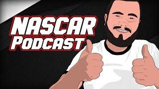 NASCAR Podcast (RIP Iceberg's Poop Wifi)