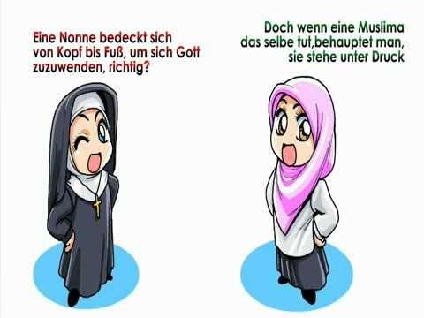 Nur weil ich ein Moslem bin!
