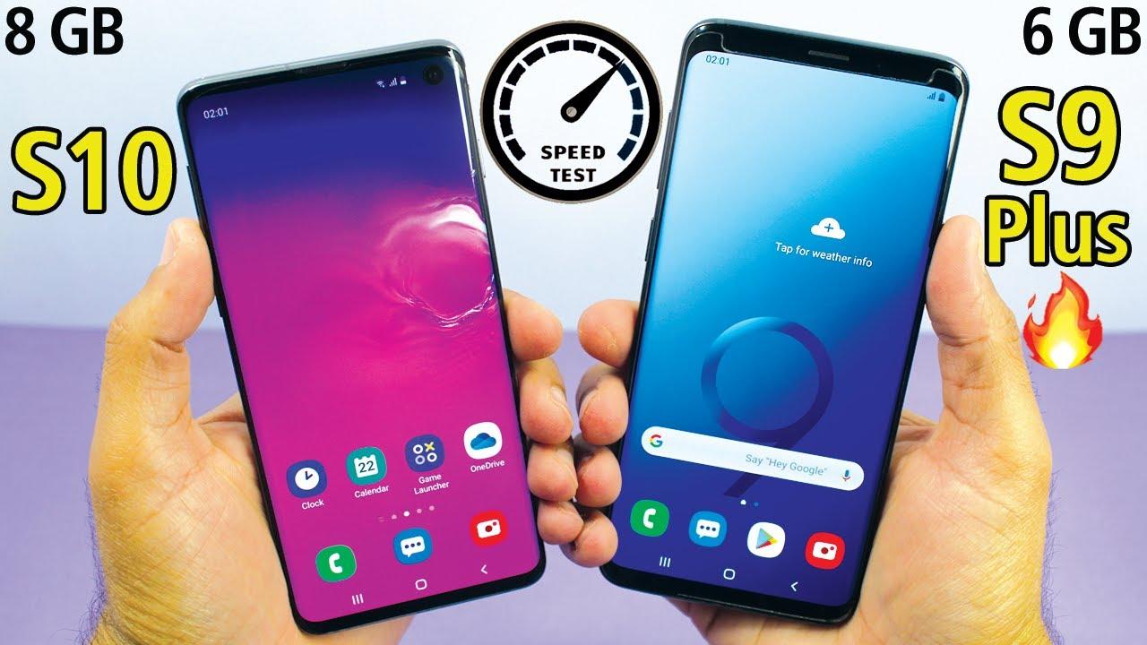 Samsung Galaxy A70 Vs Samsung Galaxy S8 Plus Speed Test Midrange Vs Flagship Youtube