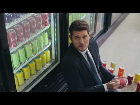 Randi West - Super Bowl Commercial with Michael Buble