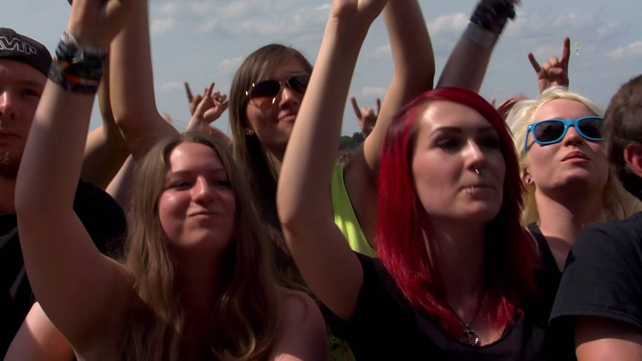 Skindred - Kill The Power (Live At Wacken Open Air 2015) [Bluray/HD]