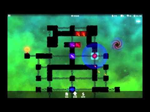Radiant Defense Mission 4 - Hunger Of Fekesh (No Upgrades) Three Stars