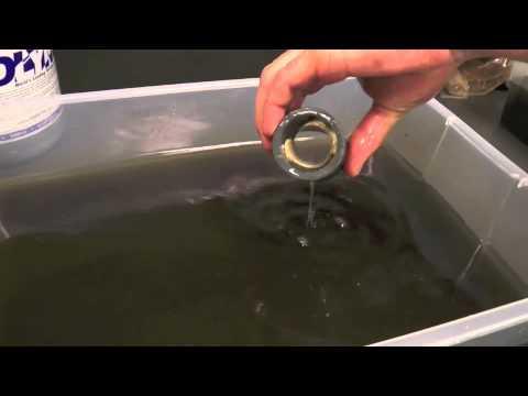 RYDLYME Biodegradable Descaler is safe & effective!