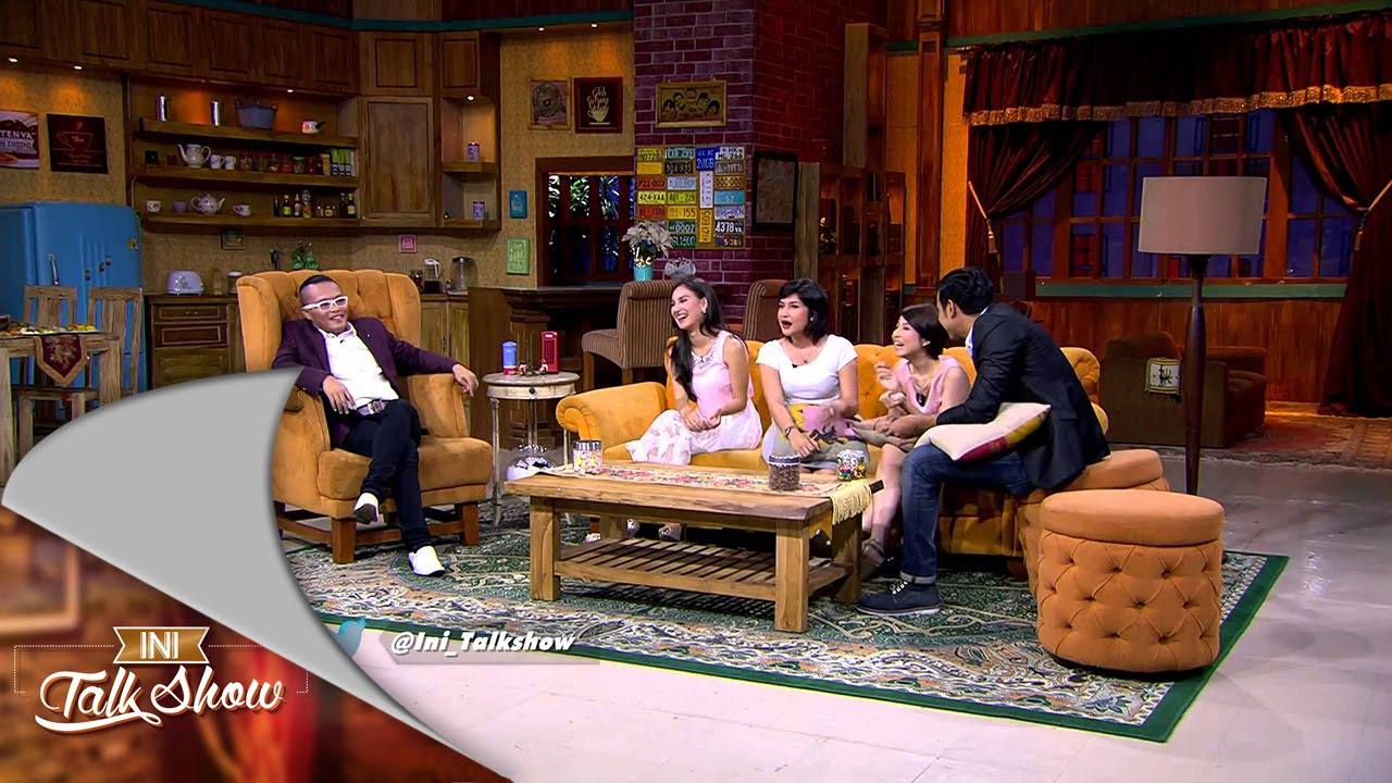 Ini Talk Show 25 November 2015 Part 3/4 - Cassandra Lee, Joshua ...