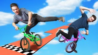 DON'T Fall Off The Obstacle Course! | GTA5