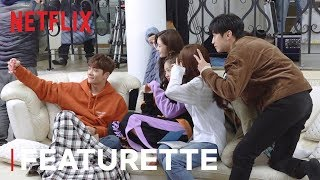 My First First Love | Featurette: The Making of My First First Love ❤️ | Netflix