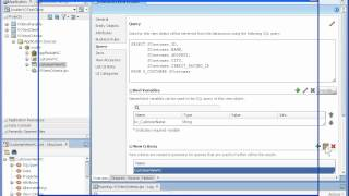 build a test client for adf business components