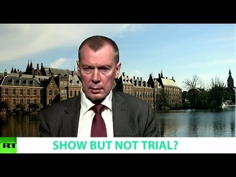 SHOW BUT NOT TRIAL? Ft. Alexander Shulgin, Russian Representative to the OPCW