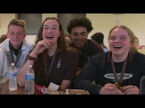 Joliet Catholic Academy 2018 Admissions Video