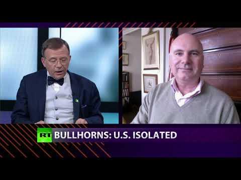 CrossTalk Bullhorns: US