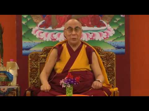 Calming a Disturbed Mind ♡ The Dalai Lama Teaching Yoga, Meditation, Mindfulness & Calm Abiding