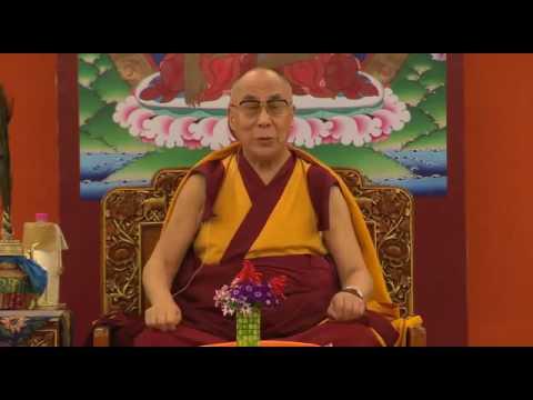 Calming a Disturbed Mind ♡ The Dalai Lama Teaching Yoga, Meditation, Mindfulness & Calm Abiding