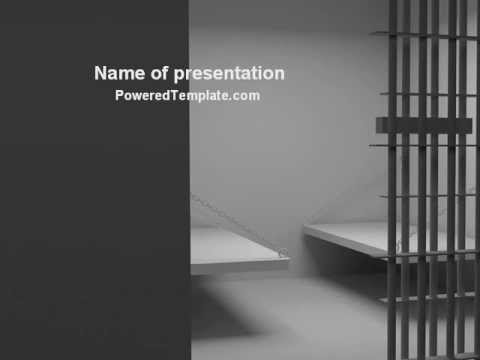 Prison cell powerpoint template by poweredtemplate youtube prison cell powerpoint template by poweredtemplate toneelgroepblik Choice Image