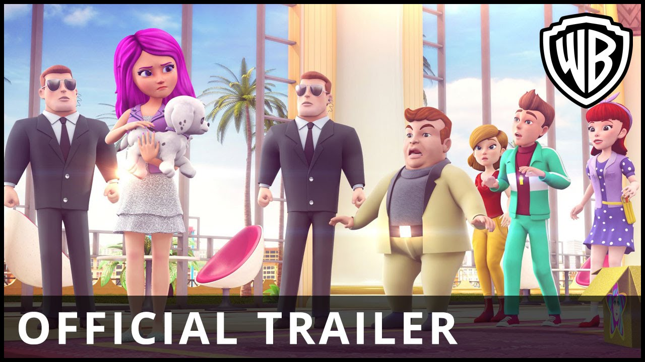 Lego Friends Girlz 4 Life Official Trailer Warner Bros Uk