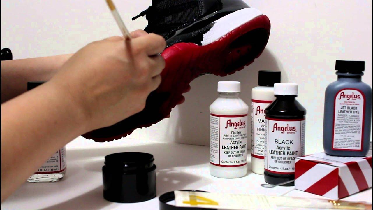 e5839a562aa4 Custom Jordan Dirty Breds KOS Kingofsneakers.com - YouTube