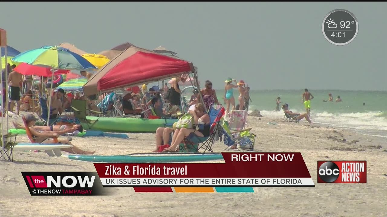How Zika could affect Florida travel