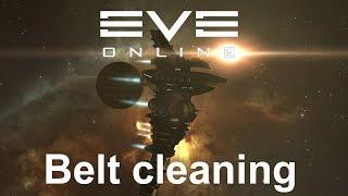 EVE Online - belt cleaning