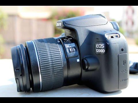 Manual Mode in Canon 1200D, 1300D DSLR