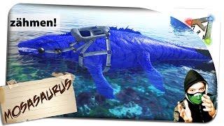 Mosasaurus zähmen ✪ Ark: Survival Evolved Gameplay German Deutsch | DGZ | Ark SE