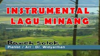 Instrumental Lagu Minang - Bareh Solok dengan Lirik (Arr. Dr. Widyarman)