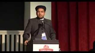 NBC K5: Ahmadiyya Muslim Imam Azam Akram: ISIS 'absolutely horrible' and 'nutcases'