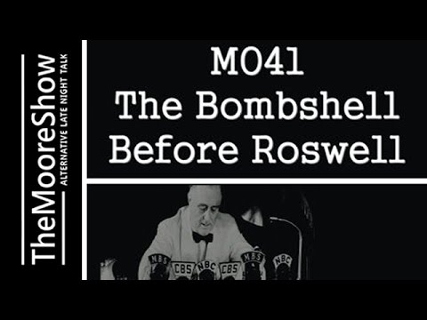 MO41  The Bombshell Before Roswell , The Case For a Missouri 1941 UFO Crash
