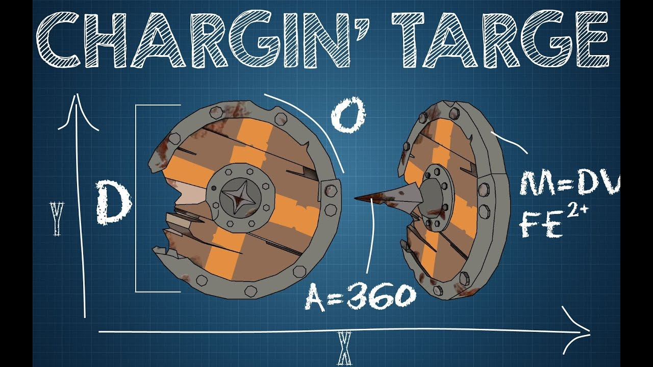 Tf2 weapon blueprint chargin targe demoman youtube malvernweather Images