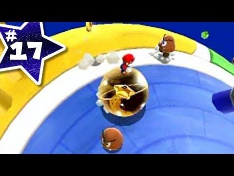 Super Mario Galaxy 2 100% Walkthrough Part 17: Circus Act