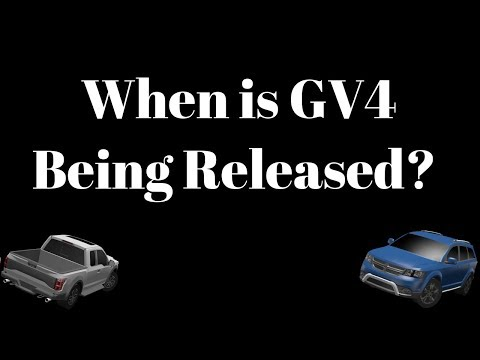 When Is GV4 Being Released?