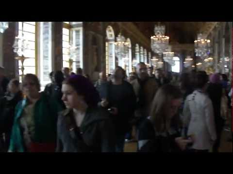 Crazy Crowds in Versailles