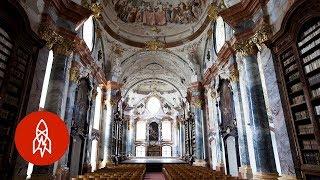 Entering Austria's Painted Crypt