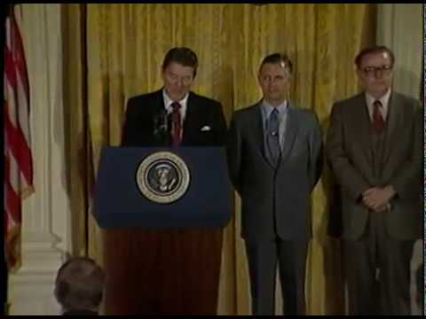 President Reagan's Remarks at the Presentation Ceremony to Prime Minister Seaga on February 22, 1983