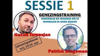 Genezingstraining - sessie 1