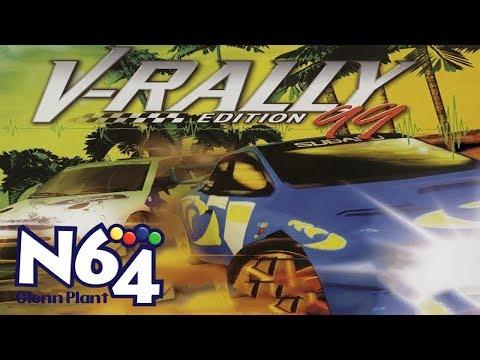 V-Rally Edition 99 - Nintendo 64 Review - Ultra HDMI - HD