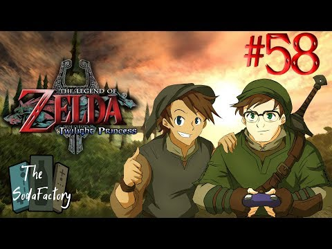 The Legend of Zelda: Twilight Princess - Book Without Words - #58 - The Soda Factory