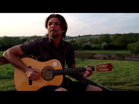 Jason Allen (UK) - Just A Shadow (Big Country acoustic cover)