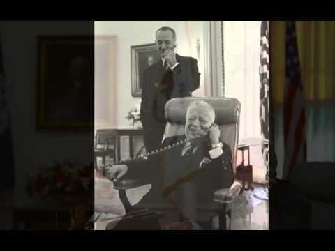 LBJ and Robert McNamara, 1/31/68, time unknown.