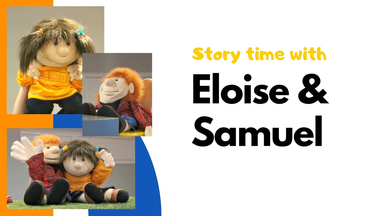 Storytime with Eloise and Samuel - Parable of the Mustard Seed