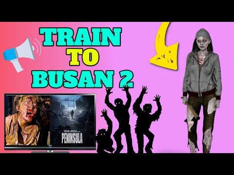 TRAIN TO BUSAN:2 (KNOW EVERYTHING HERE) TRAILER HORROR MOVIES