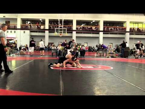 2011 Husky Open  Jordan Kingsley Minn vs Justin Nelson Una