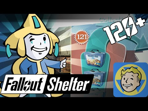Opening 120+ Lunchboxes On Fallout Shelter
