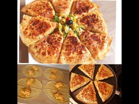 crêpes-salées,une-recette-facile-et-gourmande,-farcies-au-poulet,ramadan-2020