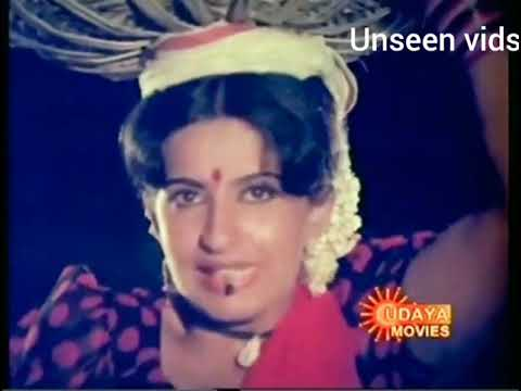 yesteryear actress Ambika hot navel slapped very rare