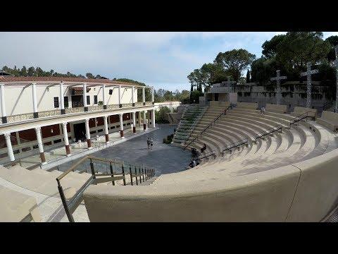 Getty Villa Museum Tour (4K)