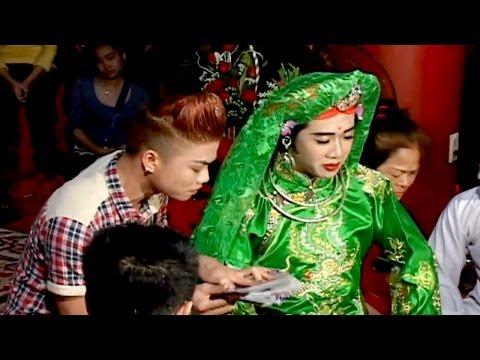 Hát Văn Hầu Đồng : Thanh Đồng Trần Vũ Tiến Hầu Giá Chúa Nguyệt Hồ Tại Đền Cô Bé Thượng -Bản Chí Mìu