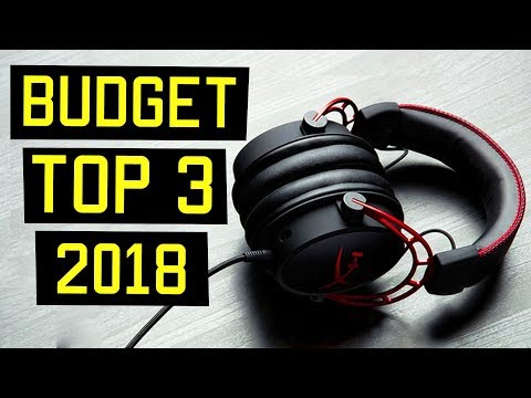 Best Budget & Affordable Gaming Headsets 2018!