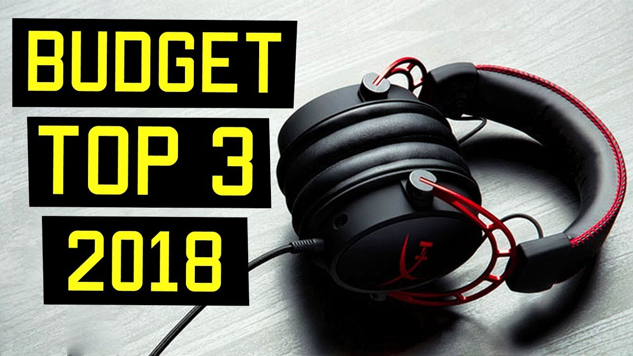 04f908b48d2 Best Budget & Affordable Gaming Headsets 2018! - YouTube