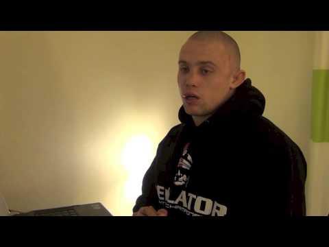 [God kvalitet] Mikkel Parlo interview efter kampen mod Sultan Aliev
