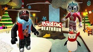 ROBLOX: DEATH RUN #1!